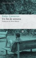un fin de semana (ebook)-peter cameron-9788417007645