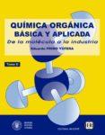 QUIMICA ORGANICA BASICA Y APLICADA (T. 2) - 9788429179545 - EDUARDO PRIMO YUFERA