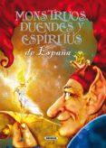 MONSTRUOS, DUENDES Y ESPIRITUS - 9788430568345 - VV.AA.