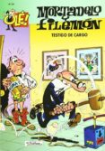 OLE Nº 24: MORTADELO Y FILEMON: TESTIGO DE CARGO (5ª ED.) - 9788440636645 - FRANCISCO IBAÑEZ