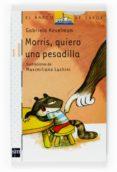 MORRIS, QUIERO UNA PESADILLA - 9788467527445 - GABRIELA KESELMAN