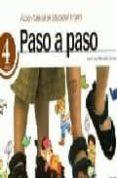 PASO A PASO 4. ACCION TUTORIAL EN EDUCACION INFANTIL (4 AÑOS) - 9788472782945 - MARIA JOSE MARRODAN GIRONES