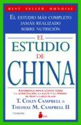 EL ESTUDIO DE CHINA - 9788478087945 - T. COLIN CAMPBELL