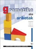 Gramática de euskera