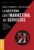 GESTION DEL MARKETING SE SERVICIOS - 9789506414245 - PABLO FERNANDEZ