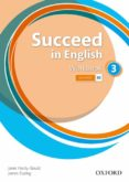 SUCCEED IN ENGLISH 3 WORKBOOK ED 2013 - 9780194844055 - VV.AA.