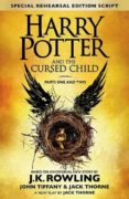 HARRY POTTER AND THE CURSED CHILD (PARTS I & II) - 9780751565355 - J.K. ROWLING