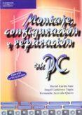 MONTAJE CONFIGURACION Y REPARACION DEL PC - 9788428328555 - FERNANDO ACEVEDO QUERO