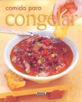 COMIDA PARA CONGELAR (RINCON PALADAR) - 9788430552955 - VV.AA.