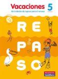 VACACIONES DE REPASO CAST 5º PRIMARIA ED 16 - 9788468029955 - VV.AA.
