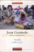 OBRAS COMPLETAS IV: NOVELAS (1988-2003) - 9788481095555 - JUAN GOYTISOLO