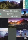 MONTE PERDIDO, POSETS, ANETO - LOS 3 GRANDES - 9788482164755 - GORKA LOPEZ
