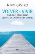 VOLVER A VIVIR: DIARIO DEL PRIMER AÑO DESPUES DE LA MUERTE DE UN HIJO - 9788490564455 - MERCE CASTRO PUIG