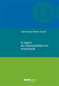 el seguro de responsabilidad civil empresarial-jose manuel martin osante-9788491234555