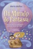 un mundo de fantasia (galego)-maria muñoz-9789895129355