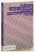 ARTE E ILUSION - 9780714896465 - ERNST H. GOMBRICH