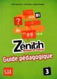 ZENITH NIV.3 PROFESSEUR - 9782090386165