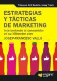 estrategias y tácticas de marketing (ebook)-josep francesc valls-9788415505365