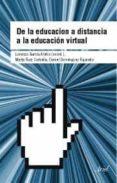 DE LA EDUCACION A DISTANCIA A LA EDUCACION VIRTUAL - 9788434426665 - VV.AA.