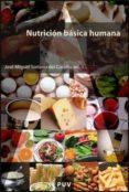NUTRICION BASICA HUMANA - 9788437065465 - JOSE MIGUEL SORIANO DEL CASTILLO