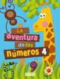 LA AVENTURA DE LOS NÚMEROS 4 - 9788444176765 - VV.AA.