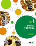BIOLOGÍA Y GEOLOGÍA 1º ESO - 9788467850765 - VV.AA.