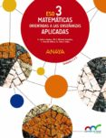 MATEMÁTICAS ORIENTADAS A LAS ENSEÑANZAS APLICADAS 3º ESO MEC - 9788467852165 - VV.AA.