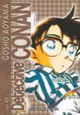 DETECTIVE CONAN Nº 17 - 9788468477565 - GOSHO AOYAMA