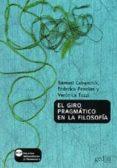 EL GIRO PRAGMATICO EN LA FILOSOFIA - 9788474329865 - SAMUEL CABANCHIK