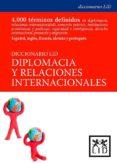 DICCIONARIO LID DIPLOMACIA Y RELACIONES INTERNACIONALES (ED. MULT ILINGÜE ESPAÑOL-INGLES-FRANCES-ALEMAN) - 9788488717665 - VV.AA.