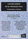 LOS RECURSOS EN EL PROCESO CIVIL - 9788491480365 - MANUEL ; ORTELLS RAMOS