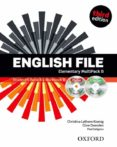 ENGLISH FILE ELEMENTARY  MULTIPACK B PK 3ED - 9780194598675 - VV.AA.