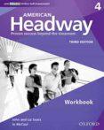 PACK AMERICAN HEADWAY 4. WORKBOOK + ICHECKER - 3RD EDITION (AMERICAN HEADWAY THIRD EDITION) - 9780194726375 - VV.AA.