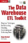 THE DATA WAREHOUSE STAGING TOOLKIT (TENTATIVE) - 9780764567575 - RALPH KIMBALL