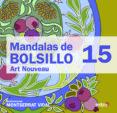 MANDALAS DE BOLSILLO 15 - 9788415278375 - MONTSE VIDAL