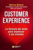 CUSTOMER EXPERIENCE - 9788416583775 - MARCOS ALVAREZ