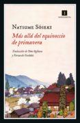 más allá del equinoccio de primavera (ebook)-natsume soseki-9788417115975