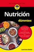 NUTRICION PARA DUMMIES - 9788432903175 - CAROL ANN RINZLER