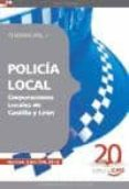 POLICIA LOCAL CORPORACIONES LOCALES DE CASTILLA Y LEON. TEMARIO V OL. I. - 9788468105475 - VV.AA.