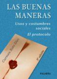 LAS BUENAS MANERAS: USOS Y COSTUMBRES SOCIALES. EL PROTOCOLO (4ª ED.) - 9788482398075 - CARMEN DE SOTO DIEZ