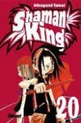 SHAMAN KING Nº 20 - 9788483571675 - HIROYUKI TAKEI