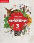 CAMBRIDGE NATURAL SCIENCE LEVEL 3 PUPIL S BOOK 3º EDUCACION PRIMA RIA - 9788490369975 - VV.AA.