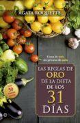 las reglas de oro de la dieta de los 31 días (ebook)-agata roquette-9788490600375