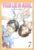 YOUR LIE IN APRIL (VOL. 7) - 9788494429675 - NAOSHI ARAKAWA