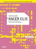 hacer clic (ebook)-carlos scolari-9788497844475