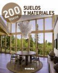 SUELOS Y MATERIALES - 9788499281575 - VV.AA.