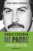 PABLO ESCOBAR, MI PADRE - 9788499423975 - JUAN PABLO ESCOBAR