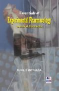Descargar libros electrónicos gratuitos en pdf en inglés ESSENTIALS OF EXPERIMENTAL PHARMACOLOGY, GENERAL CONCEPTS 9789386717375 PDF de  (Spanish Edition)