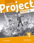 PROJECT 1 WORKBOOK PK 4ED - 9780194762885 - VV.AA.