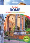 POCKET ROME 5TH ED. (INGLES) LONELY PLANET POCKET GUIDES - 9781786572585 - VV.AA.